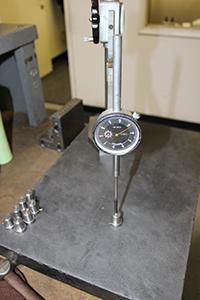precision tooling